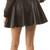 Cora Vegan Leather Skirt – Wunderlust