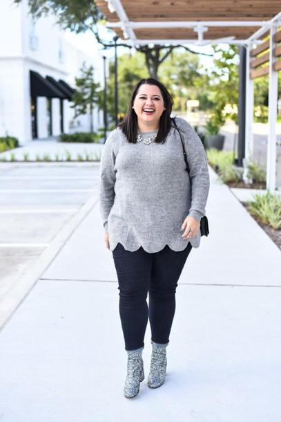 Get the sweater for $15 at lanebryant.com , Wheretoget