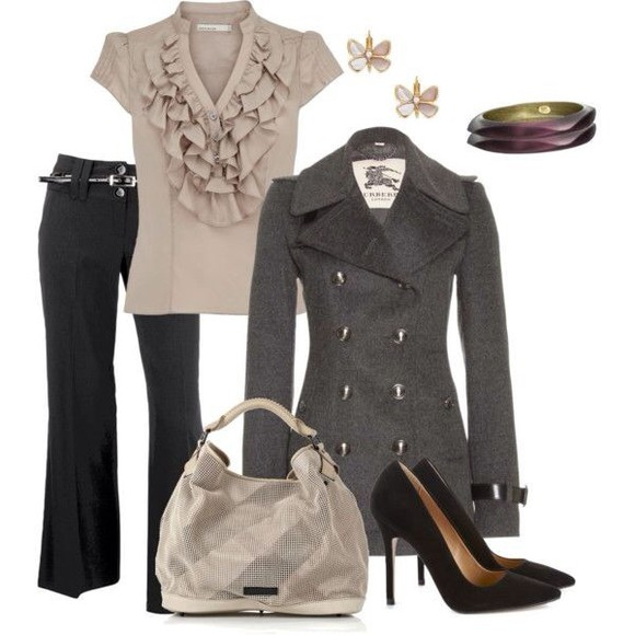 blouse officeoutfit