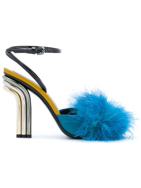 Marco De Vincenzo women pumps leather black shoes