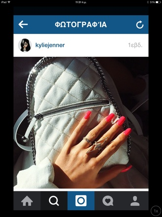kylie jenner bag ring kylie jenner jewelry bling keeping up with the kardashians