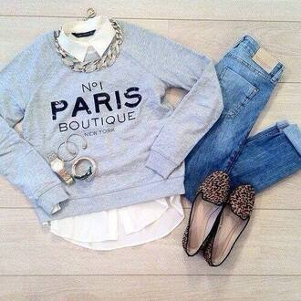 sweater paris sweater paris