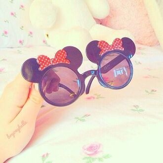 sunglasses glasses minnie mouse