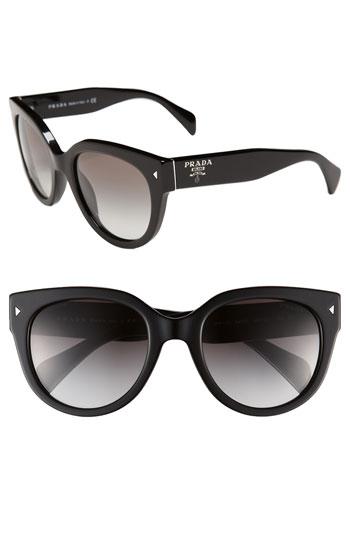 Glasses Frames Nordstrom : Prada Cats Eye Sunglasses Nordstrom