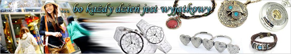 EdiBazzar - biżuteria, zegarki, bransoletki, naszyjniki - wszystko dla ciebie!