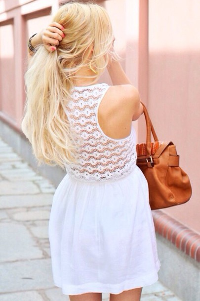 dress white dress summer dress lace dress floral dress beach dress