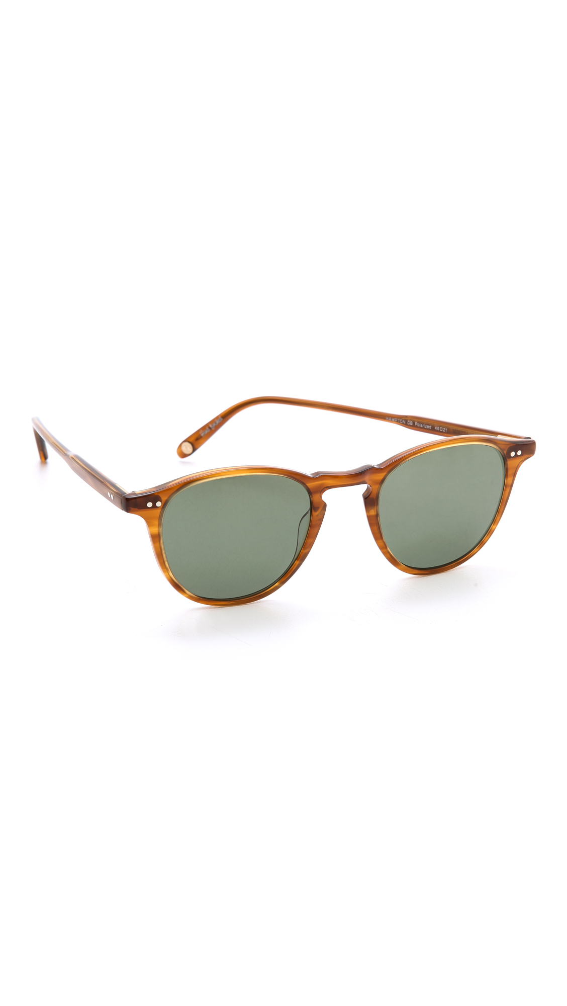 GARRETT LEIGHT Hampton Polar Sunglasses | SHOPBOP