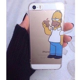 phone case simpson style apple iphone case lol eat