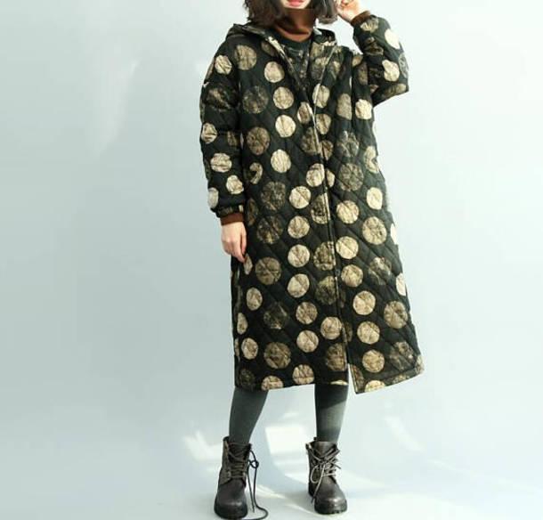 coat large size coat plus velvet coat