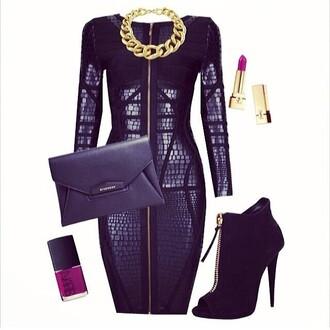 dress perfecto zipper dress