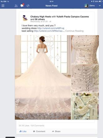 dress wedding dress mansion