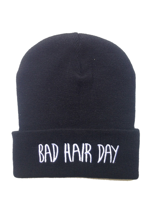 Bad Hair Day' Unisex Hot Sell Hip Hop U Street Beanie Hat Cap Free SHIP | eBay