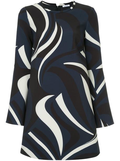 P.A.R.O.S.H. dress women spandex blue