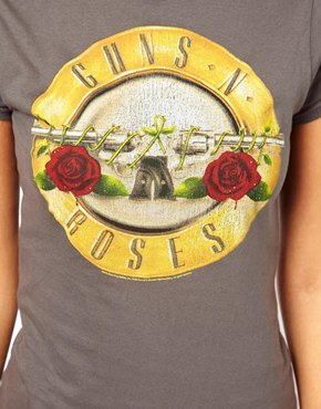 Amplified | Футболка Amplified Guns N Roses Drum на ASOS