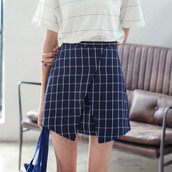 skirt,checkered,kawaii,90s style,streetwear,chic,high waisted,it girl shop,beautiful halo,hippie,japan,stripes,fashion,grunge