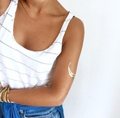 top,white top,mariniere,summer outfits,outfit,cute top,hipster,striped shirt
