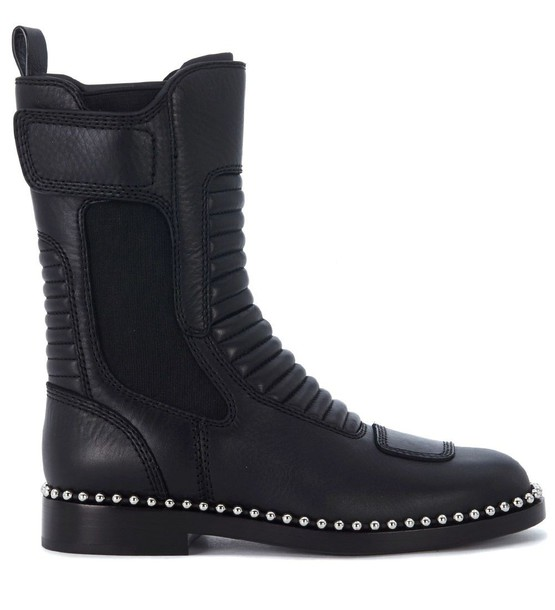 leather ankle boots ankle boots leather black black leather shoes