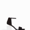 Alexander wang women`s abby cut-out suede sandals
