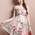 Summer Classic Floral Princess Dress : KissChic.com