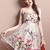 Summer Classic Floral Princess Dress : KissChic.com