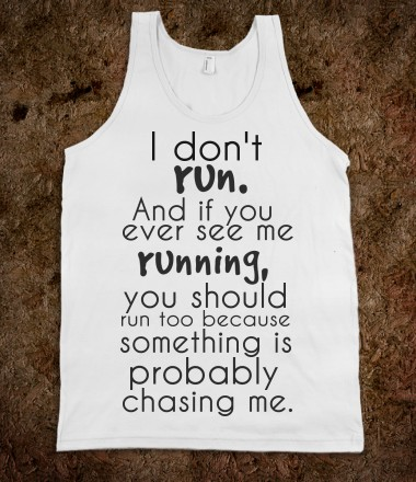 I Don't Run - Protego - Skreened T-shirts, Organic Shirts, Hoodies, Kids Tees, Baby One-Pieces and Tote Bags Custom T-Shirts, Organic Shirts, Hoodies, Novelty Gifts, Kids Apparel, Baby One-Pieces   Skreened - Ethical Custom Apparel
