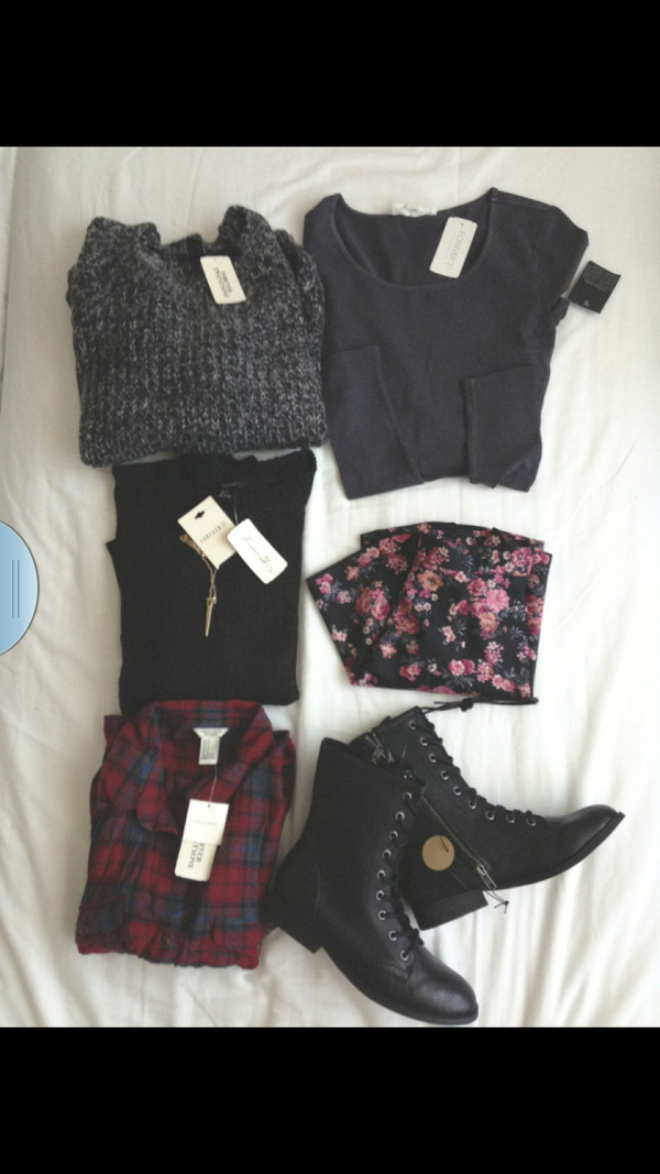 jeans tumblr tumblr clothes cute you want them sweater shirt
