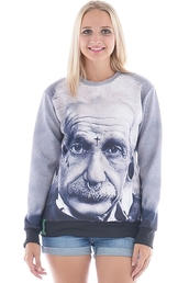 ilife,ilifestore\,3d print,einstein,sweater,iswag