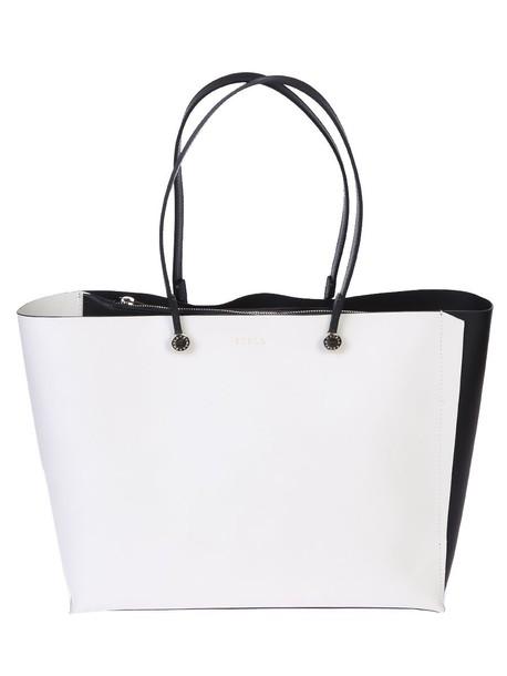 Furla bag leather bag leather