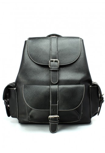 Chicwish Black Backpack - Retro, Indie and Unique Fashion