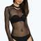 Helena mesh long sleeve body