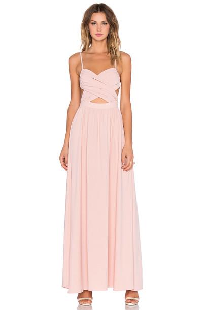 dress maxi dress maxi pink