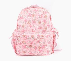My Melody Folding Backpack: Rose