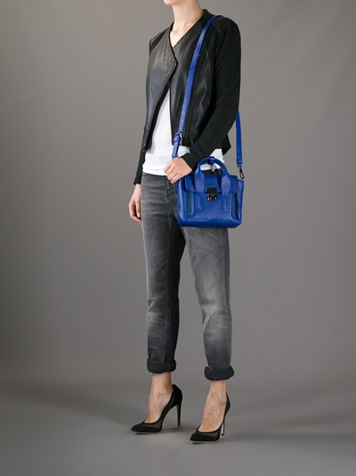 3.1 Phillip Lim 'pashli' Small Satchel - The Corner Berlin - Farfetch.com