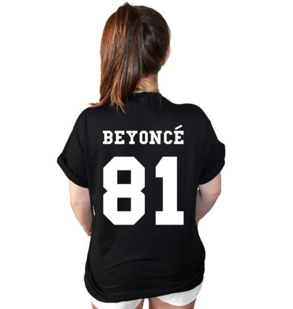 shirt beyonce 81