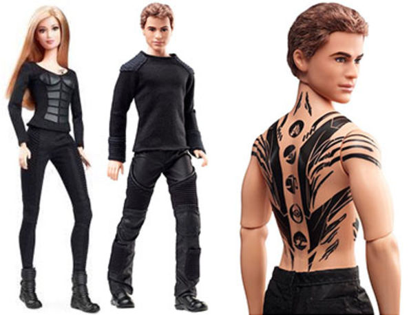 Jewels: divergent, tris, four, tris prior, fear ...