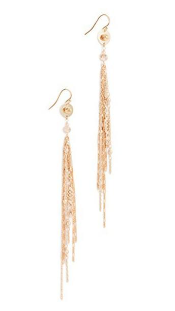 Chan Luu sunflower earrings jewels