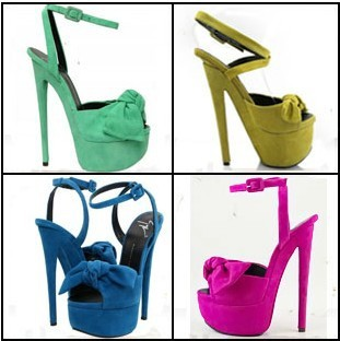 Newest Designer 16cm Stiletto Suede Open toe Giuseppe High heel Sandal Shoes Woman 2013-in Sandals from Shoes on Aliexpress.com