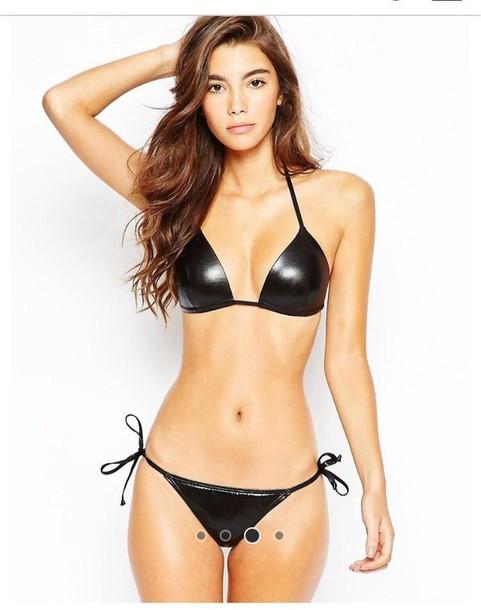 Swimwear barely string bikini string bikini bikini
