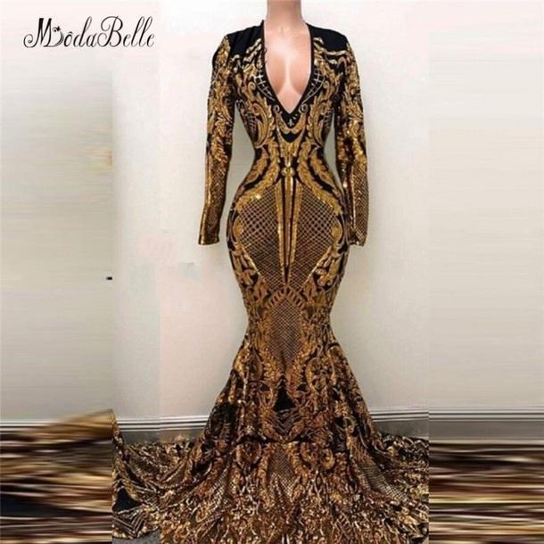 dress gold dress prom dress black dress cute now
