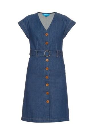 dress denim dress denim blue