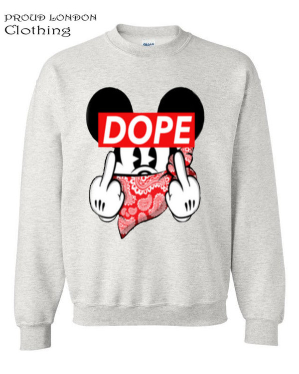 sweater dope