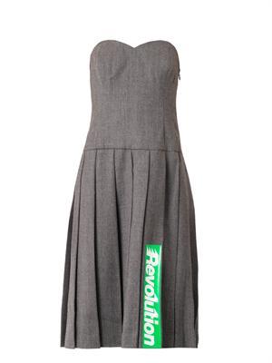 Junko lightweight wool dress
