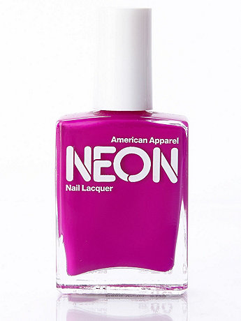 Neon Nail Polish | American Apparel