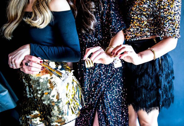 shorts Sequin shorts sequins gold sequins gold top black top off the shoulder off the shoulder top dress sequin dress sequin shirt mini skirt skirt feathers feather skirt holiday season new year dresses metallic shorts