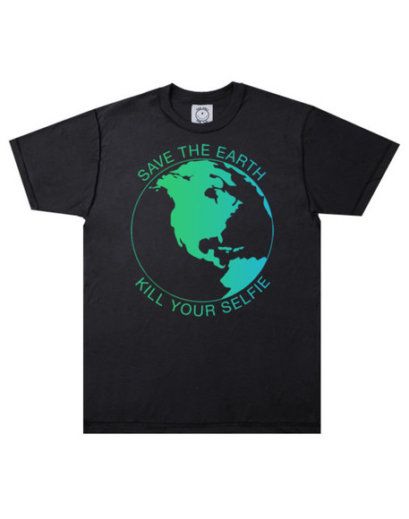 hipster grunge 90s selfie graphic funny save the earth band t-shirt vintage hip graphic tee
