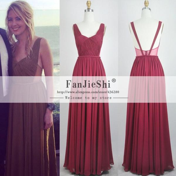 Aliexpress.com : Buy 2015 Hot Sale Vestidos De Festa Floor Length ...