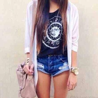 top black grunge indie cute cool tumblr teenagers girl moon the phases magic mystic boho bohemian sun sunny summer spring fall outfits winter outfits fashion style number numerals white witch