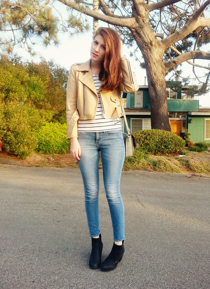 these days shirt shoes jacket jeans