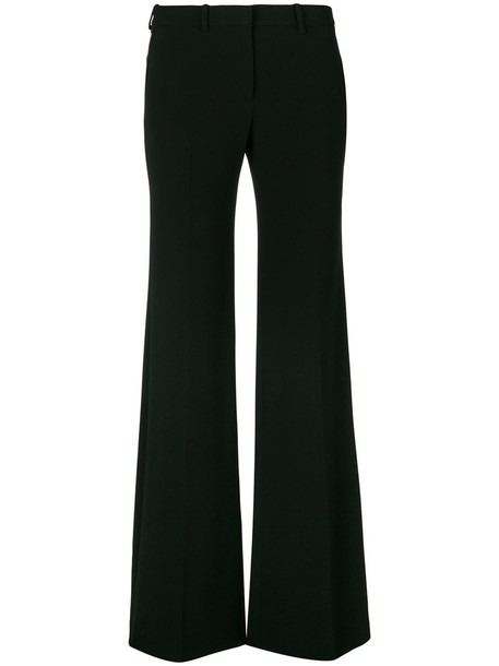 theory women spandex black pants