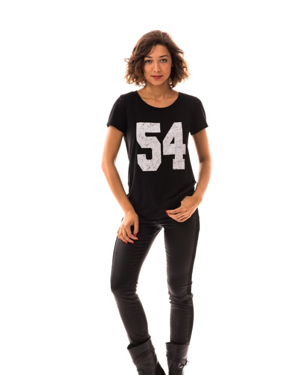 Camiseta Fifty manga corta de Vila Clothes | BUYLEVARD